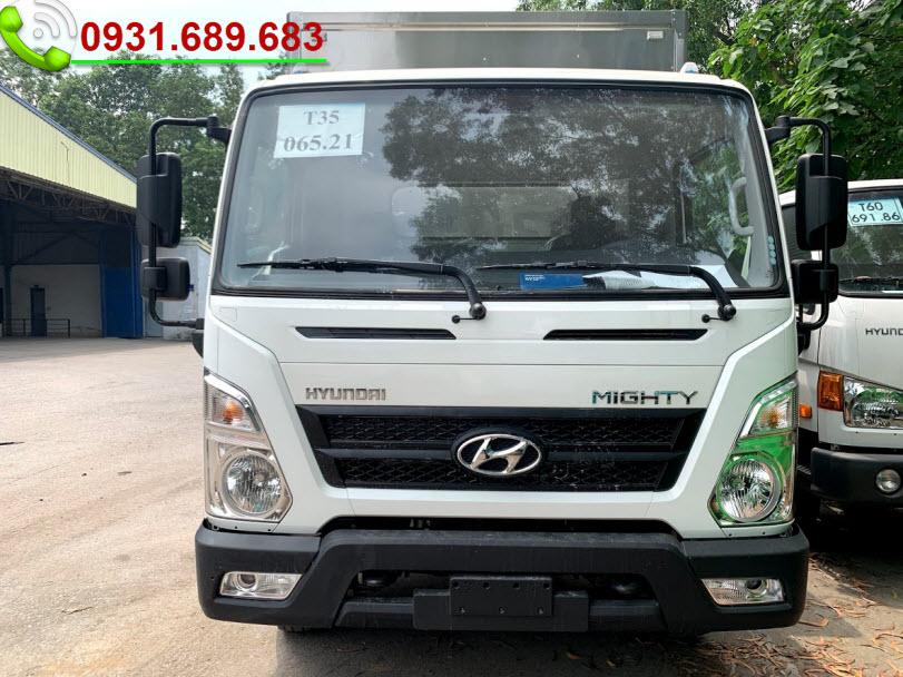 Hyundai EX8L thùng dài