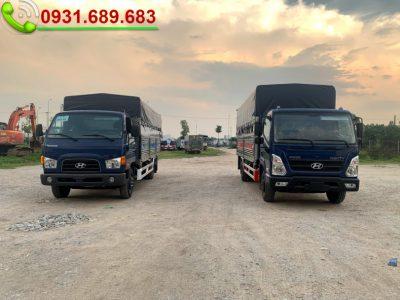 Xe tải Hyundai 7 tấn giá bao nhiêu
