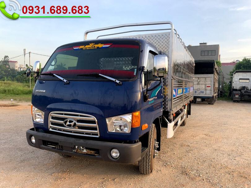 Hyundai Mighty 110XL thùng dài