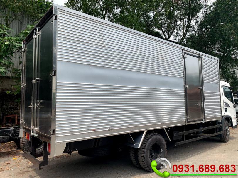 HHyundai EX8 GTS2 thùng kín