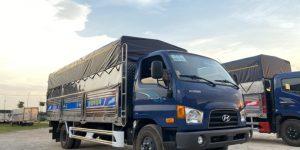 Xe tải Hyundai 110XL thùng dài 6.2 mét