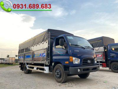 Giá xe tải Hyundai 7 tấn ở Hà Giang