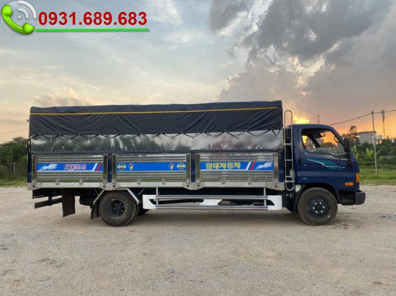 Hyundai 110XL thùng dài