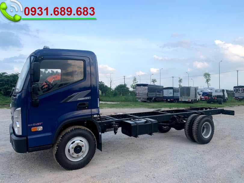Xe tải Hyundai EX8 GTL Thùng 5.7 Mét