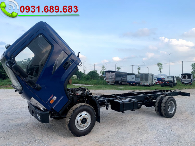 Hyundai Mighty EX8 GTL 7 tấn