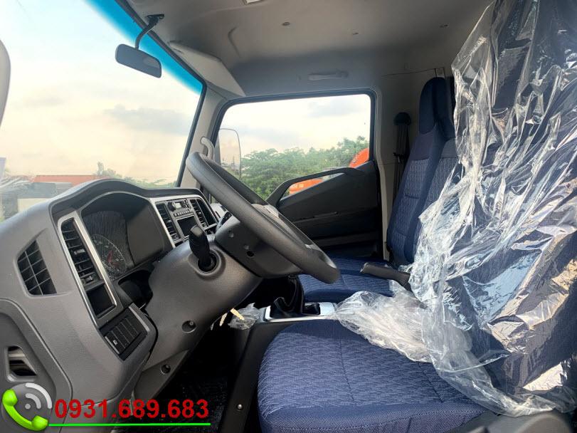 nội thất Hyundai Mighty EX8 GTL