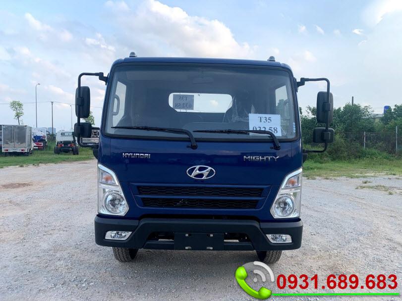 Hyundai EX8 GTL thùng dài