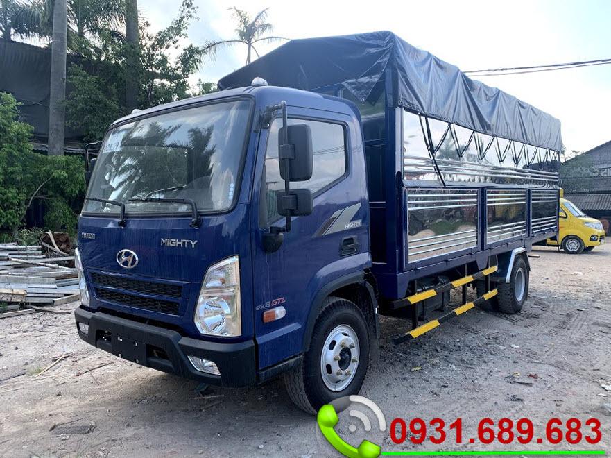 Hyundai ex8 gtl thùng mui bạt