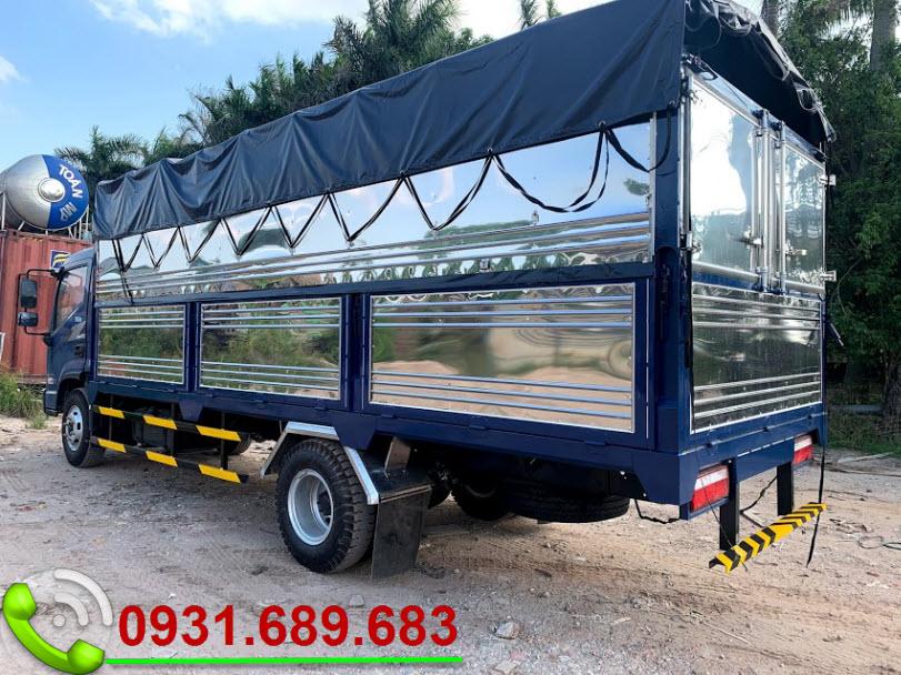 Hyundai Mighty EX8 GTL thùng bạt