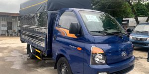 Giá Xe Tải Hyundai 1.5 tấn Porter 150 Mới Nhất