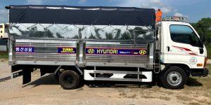 Giá xe tải 2.5 tấn Hyundai Mighty N250SL