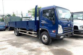 Xe tải Hyundai 7 tấn thùng lửng Mighty EX8 GT S2