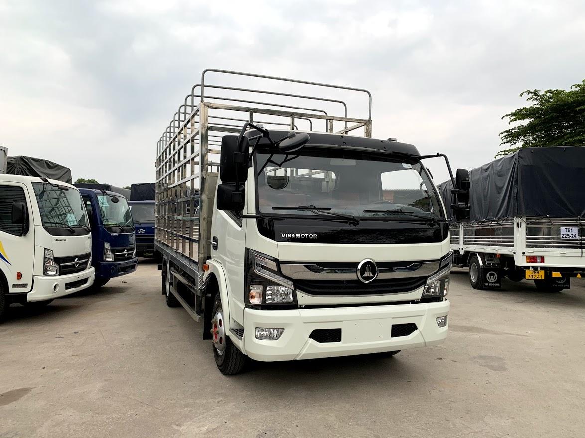 Nissan k6 5 tấn