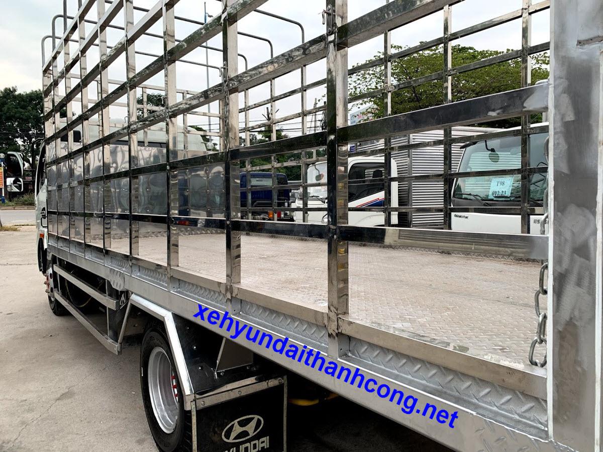 Vinamotor k6 tải 5 tấn