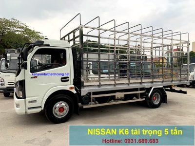 Xe tải Nissan K6 chất lượng giá tốt
