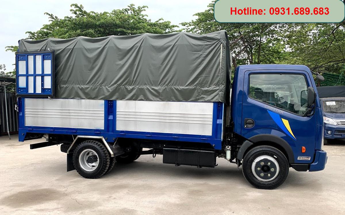 Xe Nissan Ns350 thùng bạt