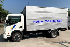 Xe tải 3.5 tấn Nissan Cabstar NS350 thùng kín