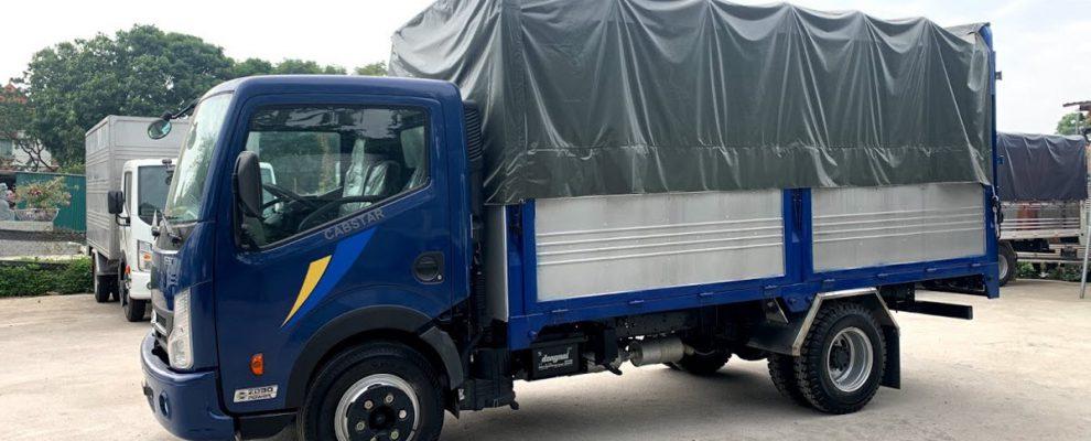 Giá xe tải 1.9 tấn Nissan NS200 Đồng Vàng