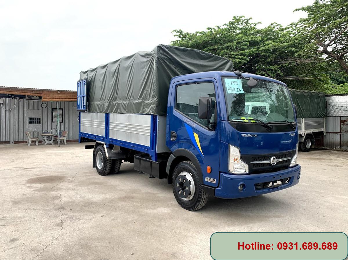 Nissan NS200 thùng bạt