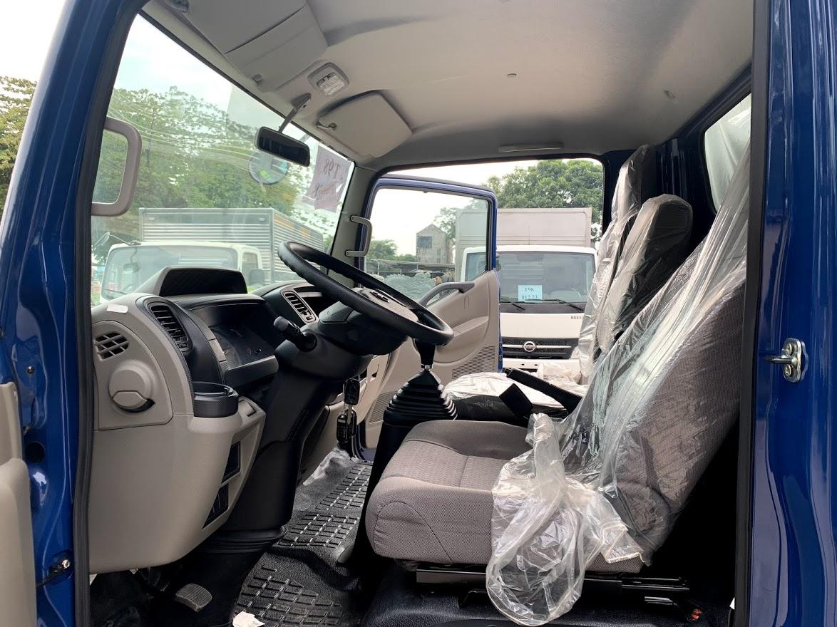 nội thất Nissan NS350