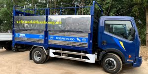Giá xe tải 3.5 tấn ở Cao Bằng Nissan NS350