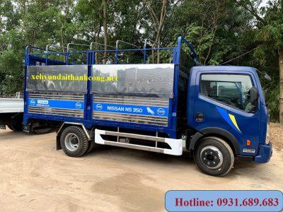 Xe tải 3.5 tấn giá rẻ chất lượng