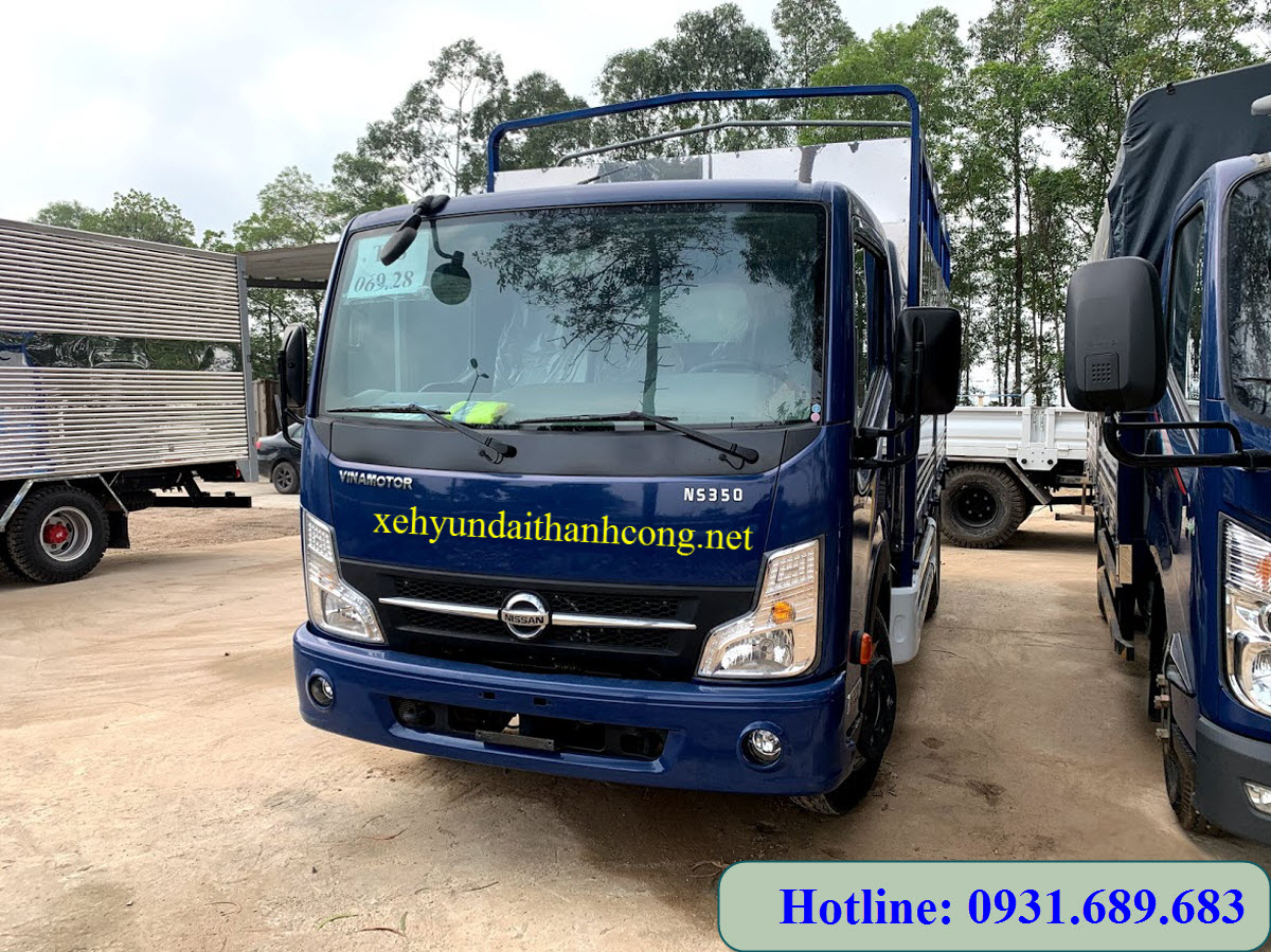 xe tải 3.5 tấn Nissan NS350