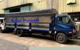 Thông số xe tải Hyundai 110XL thùng 6m3