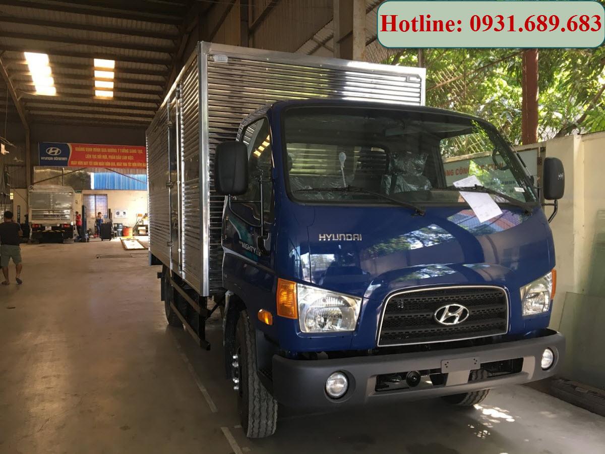 hyundai Mighty 110XL thùng 6m2
