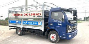 Xe tải 5 tấn Nissan K6 ở Sơn La