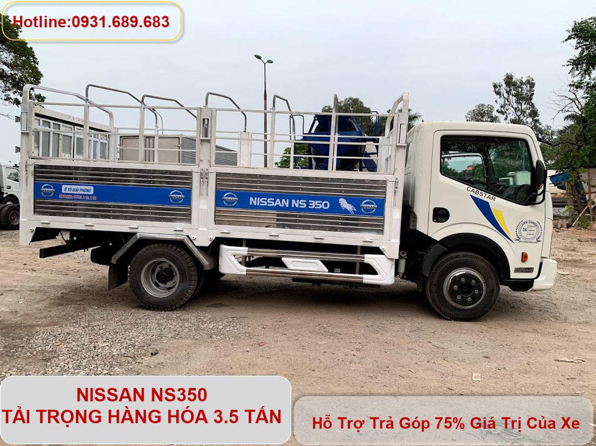 Nissan NS350 3.5 tấn