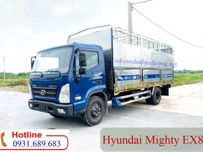 Giá xe tải Hyundai 7 tấn tháng 8 năm 2021