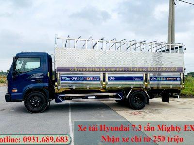 Bảng giá xe tải Hyundai Mighty EX8 mới nhất
