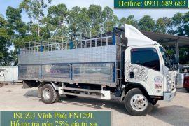 Xe tải ISUZU FN129L 8.2 tấn