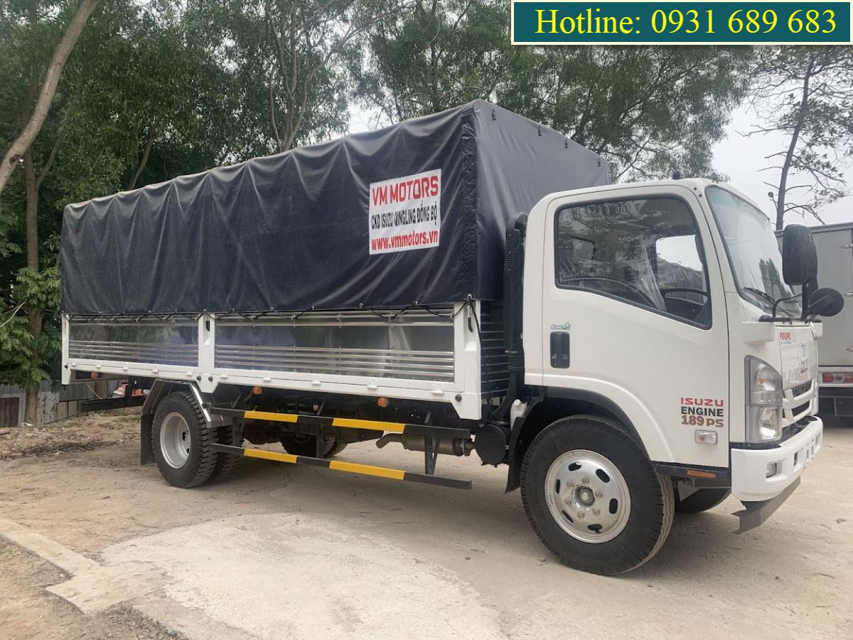 Xe tải ISUZU FN 129 8 tấn
