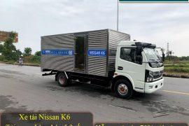 Xe tải Đồng Vàng K6 5.5 tấn